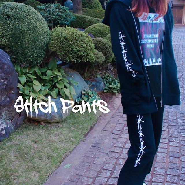 Stitch Pants【ユニセックス】