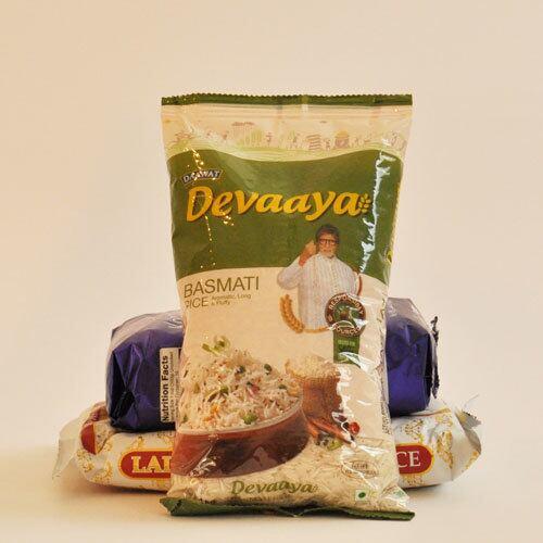 Devaaya Basmati Rice 1kg