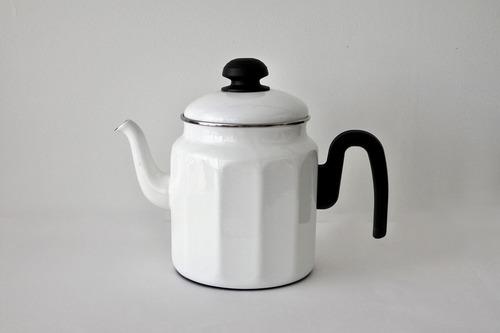 vintage ARABIA (FINEL) VISIT enamel coffee pot / ヴィンテージ アラビア (フィネル) ヴィジット ホーロー コーヒーポット