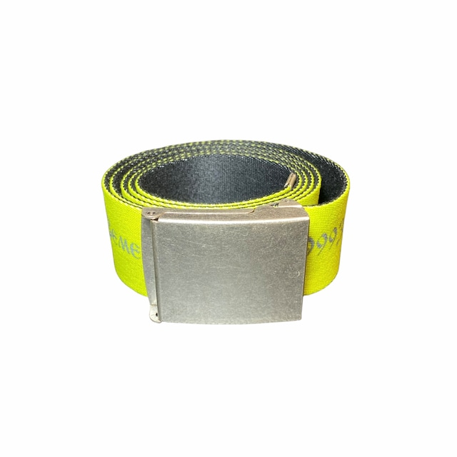 Rassvet Poly Webbing belt Yellow