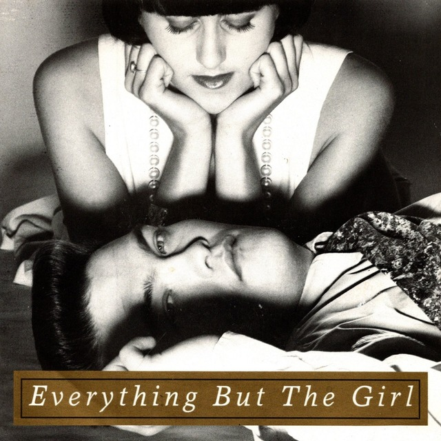 【7inch・英盤】Everything But The Girl / Don't Leave Me Behind