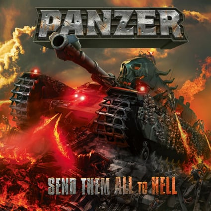 """PANZER """"Send Them All To Hell"""""""