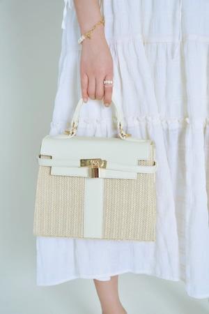 Basket Tote Bag