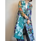 【RehersalL】ethnic gown onepiece(light 7) /【リハーズオール】エスニックガウンワンピース(light 7)