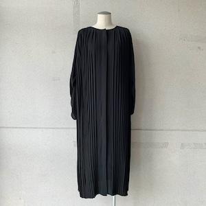 【HENRIK VIBSKOV】SPARROW DRESS/A=BLACK/No.47-8-A