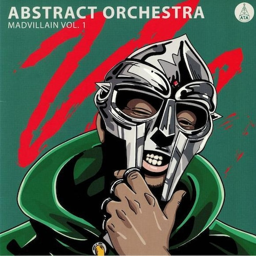 【ラスト1/LP】ABSTRACT ORCHESTRA - MADVILLAIN, VOL. 1 -LP- Repress