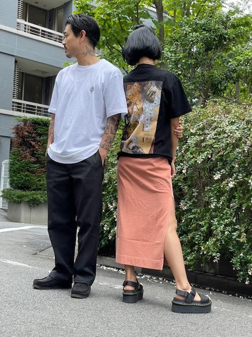 トリプルコラボ【T shirt】