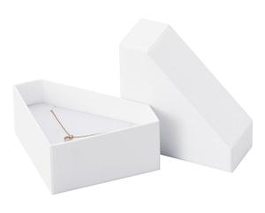 リング・ピアス・ペンダント兼用ダイヤモンド型紙箱Lサイズ 20個入り AR-REP244