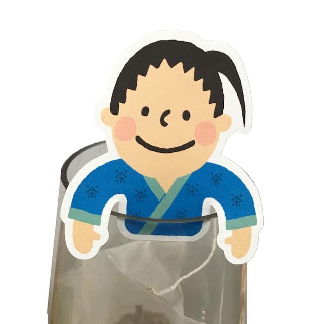 うらちゃろ(和紅茶)|三茶郎シリーズ|浦島太郎のティーバッグ