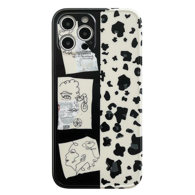 Leopard fashion iphone case