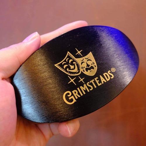 Grimsteads パーマスタイリングブラシ
