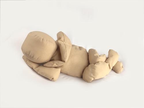 NEW!トレーニング用新生児人形50cm(200g)
