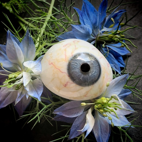 貫入青磁の義眼
