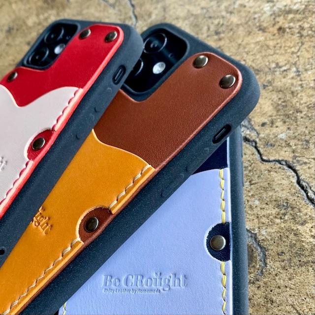iPhone Custom Leather Case (Pro/mini対応)