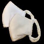 【Smart Fan専用】抗菌ポケット付き立体マスク