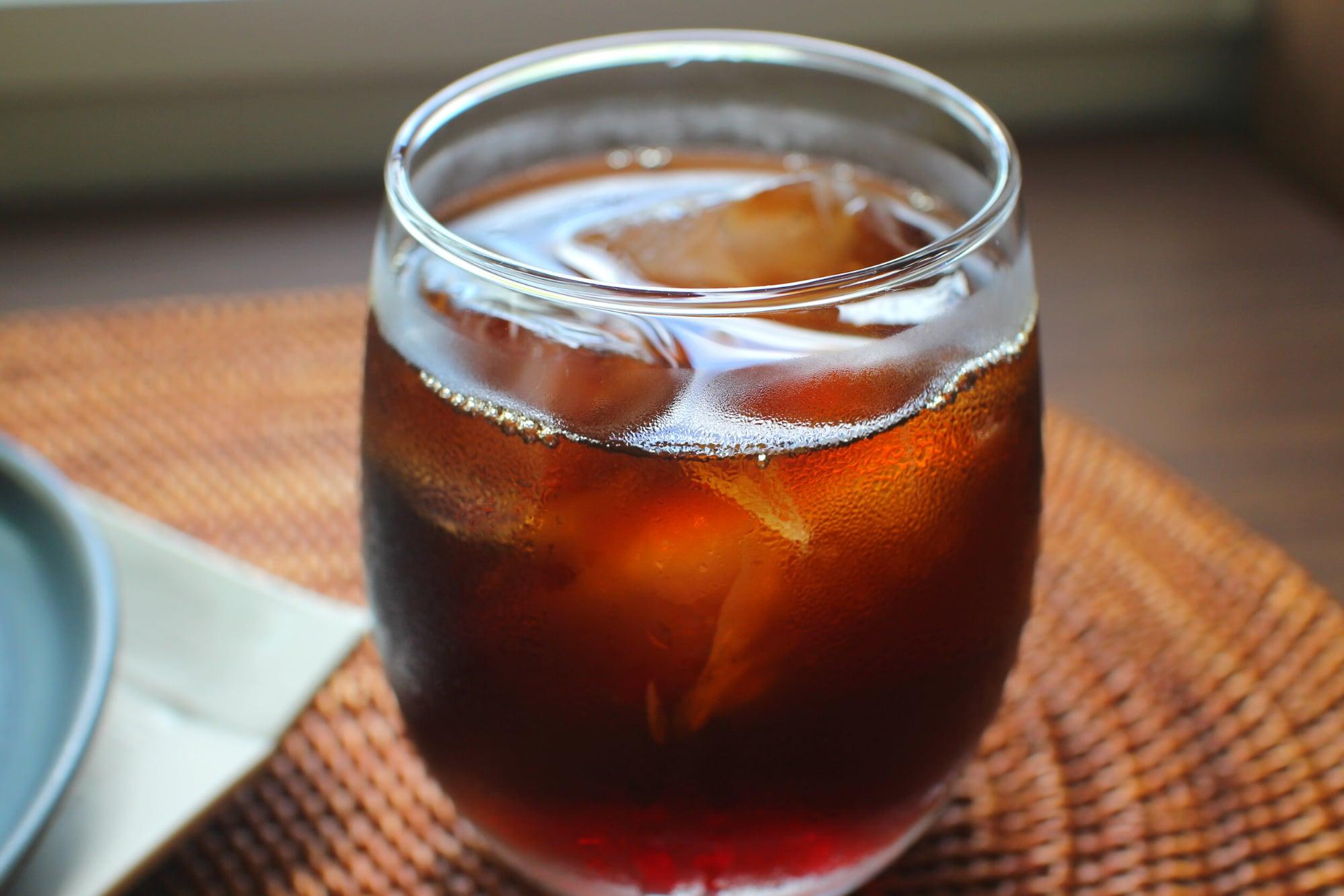 8個入り カフェインレス 水出しコーヒー<コールド ブリュー コーヒーバッグ>