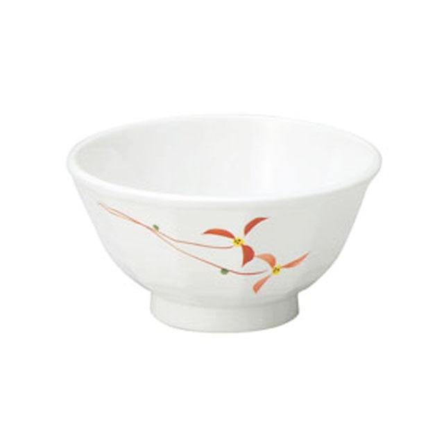 十二角茶碗(口径11.2cm)軽くて持ちやすいかたち  風花草【1976-4090】