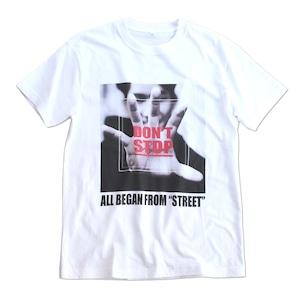 応援Tシャツ.TS02 White
