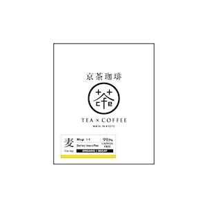 京茶珈琲 麦(オーガニック) ドリップバッグ 5個セット カフェインフリー