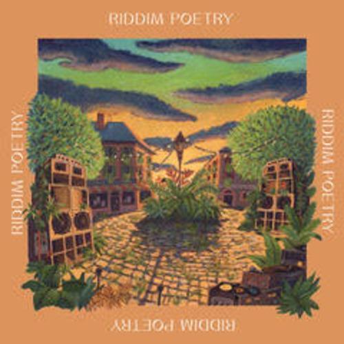 【残りわずか/LP】V.A. - RIDDIM POETRY -LP-