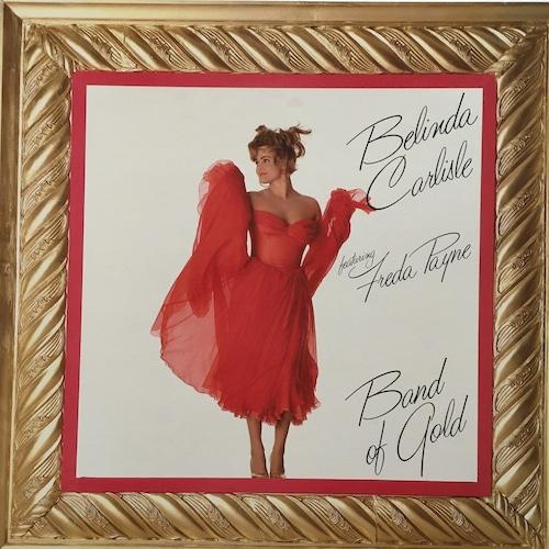 【12inch・米盤】Belinda Carlisle Featuring Freda Payne / Band of Gold