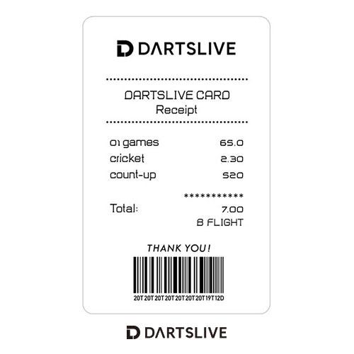 Darts Live Card [214]