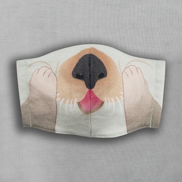 ラッコ|動物マスク
