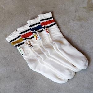 BRU NA BOINNE × decka quality socks 再入荷