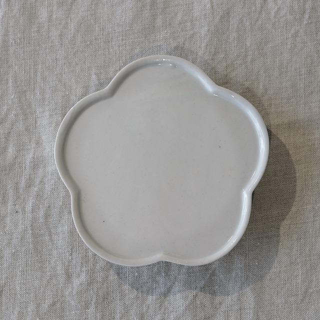 三浦ナオコ Naoko Miura  梅型台皿