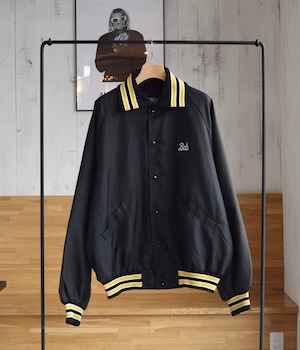 VINTAGE 80s NYLON JACKET -MADE in USA-