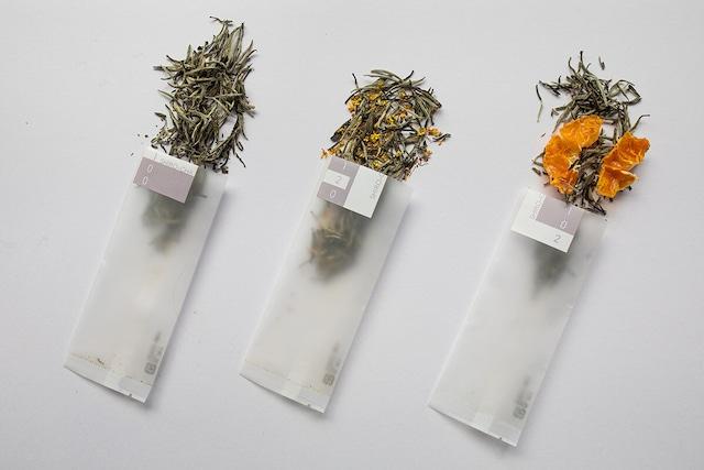 【定期便/毎月14袋】白茶