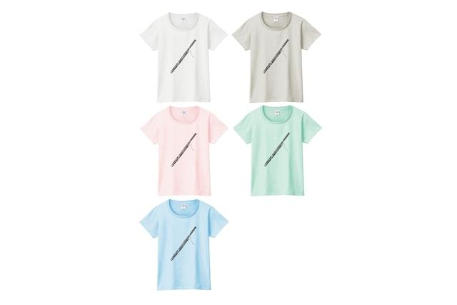 ファゴットのTシャツ