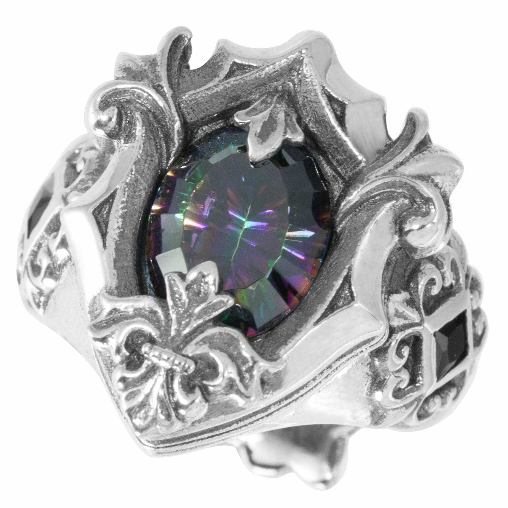 ミスティックシールドリングRD ACR0245 Mystic Shield Ring RD 【「貴族誕生 -PRINCE OF LEGEND-」衣装協力商品】