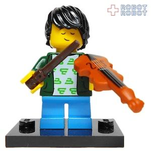 レゴ LEGO シリーズ21 バイオリンキッド
