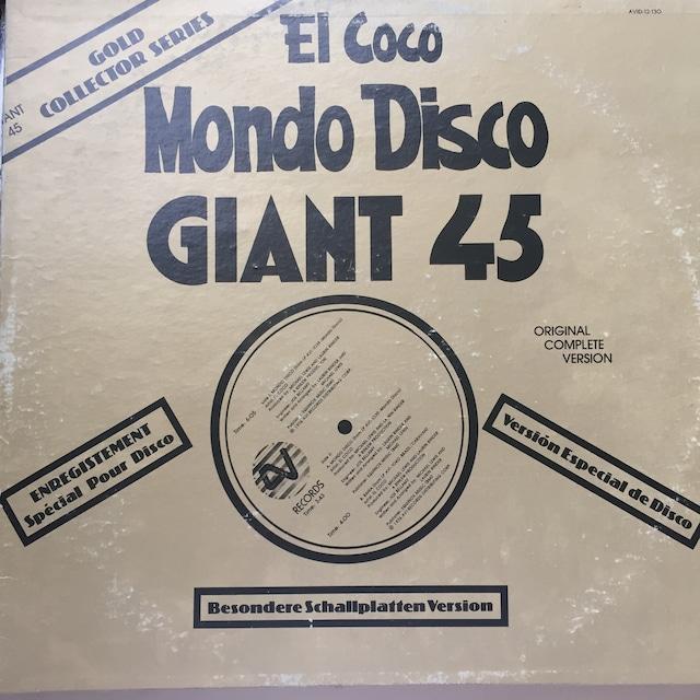 El Coco – Mondo Disco