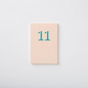 MEMO PAD mini 「11」