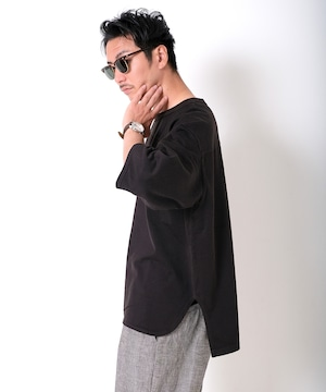 GS2049955 HOCKEY TEE 7/L ホッケーTシャツ7分袖