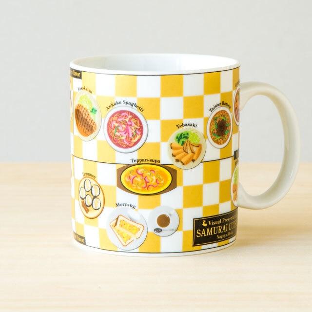 名古屋めしマグカップ