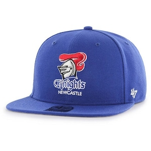 Newcastle Knights Snapback Blue
