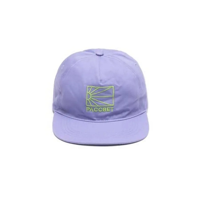 Rassvet Wool Logo cap Purple