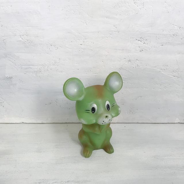【C -40】ネズミのスクイーキーラバードール