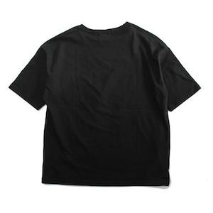 ML LOGO BIG T-SH #BLACK