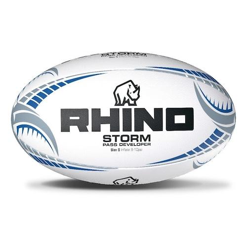 【送料無料】ストーム パス訓練用ラグビーボール(Storm Pass Developer Training Rugby Ball)
