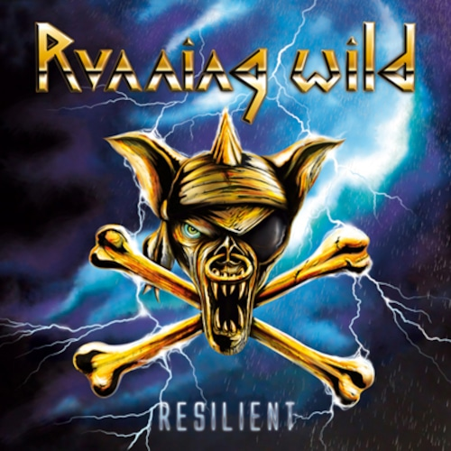 "RUNNING WILD ""Resilient"""