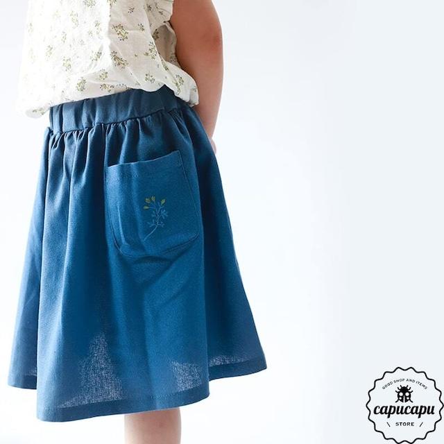 «即納»«pourenfant» laura skirts 2colors ローラスカート
