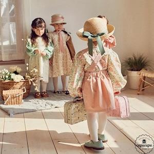«sold out»«pour enfant» レベッカ スカート Rebecca skirt