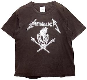 90年代 メタリカ バンド Tシャツ 【M】 |METALLICA ヴィンテージ 古着