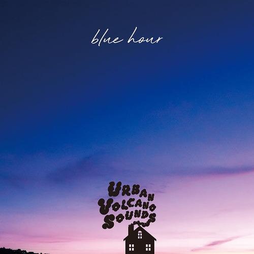 【CD】Urban Volcano Sounds - Blue Hour