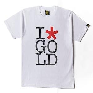 I LUV GOLD T-shirt