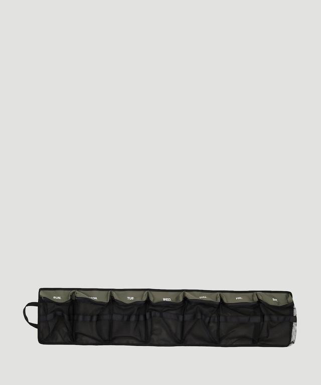 LORINZA 7Days Bag Olive LO-STN-PC04